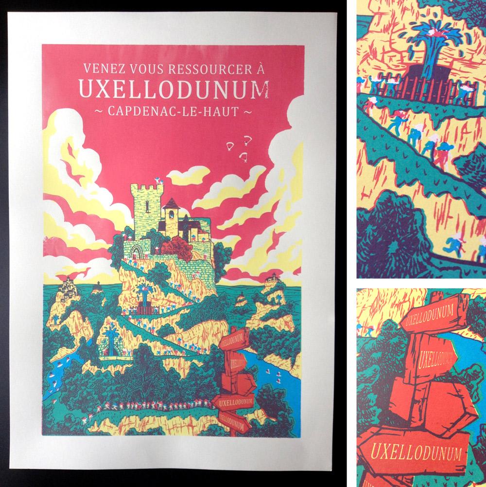 FABULOT : UXELLODUNUM