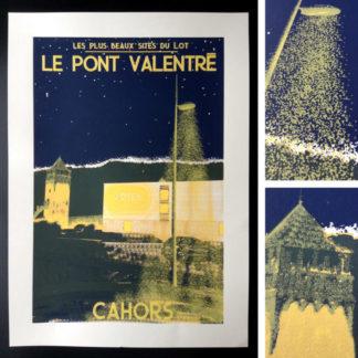 FABULOT : LE PONT VALENTRÉ