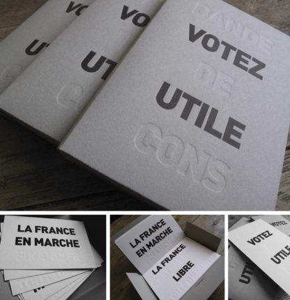 VOTEZ UTILE (BANDE DE CONS)